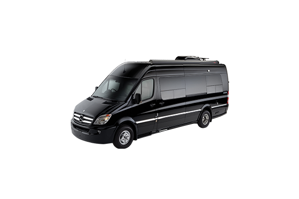Mercedes Van – 11 to 14 Seats