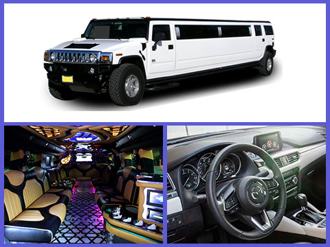 hummer limo Dulles