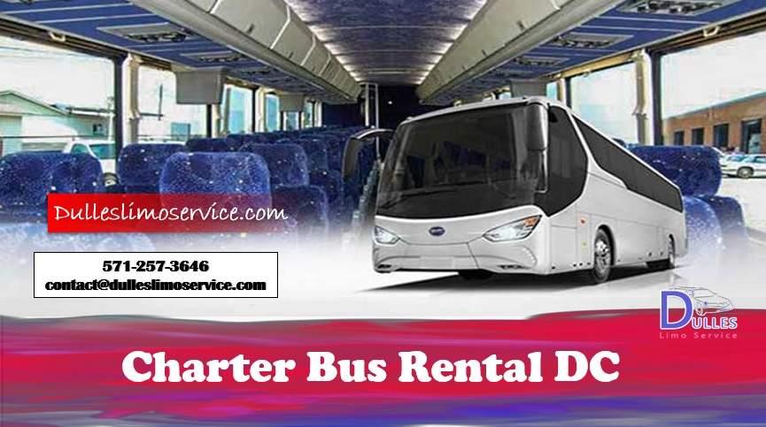Charter Bus Rentals DC