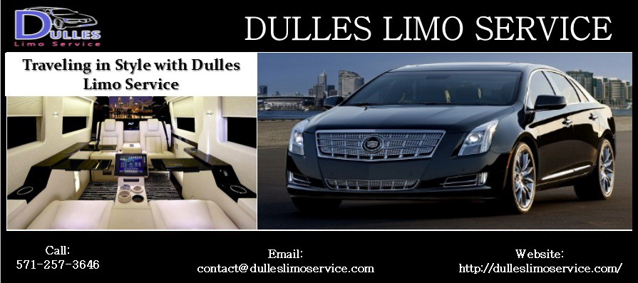 Limo Service to Dulles