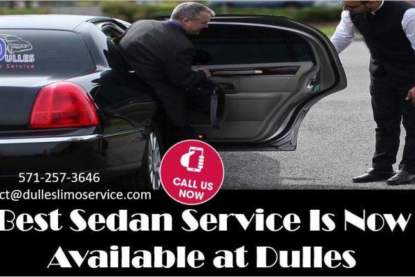 Dulles Airport Sedan Service