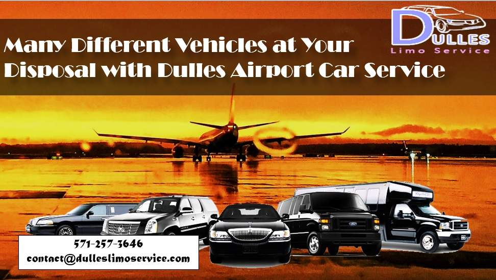 Dulles Airport Car Service