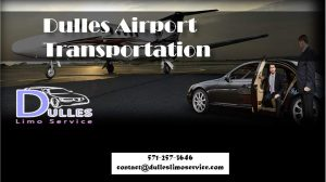 Dulles Airport Transportations