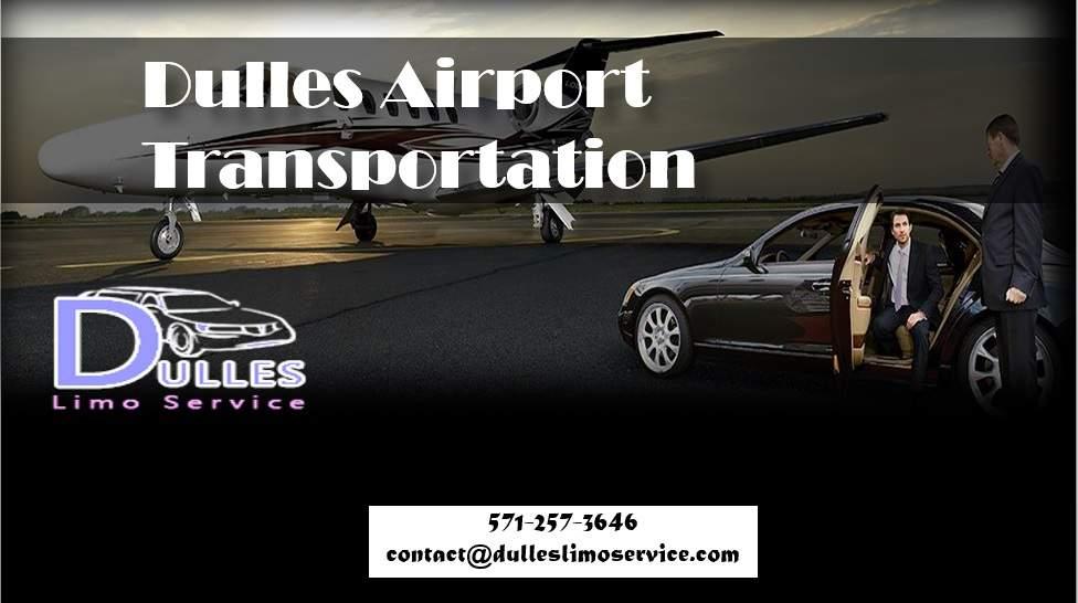 Dulles Airport Transportation