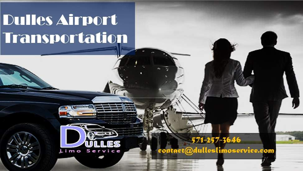 Get Rid of Stress - Dulles Airport Transportation