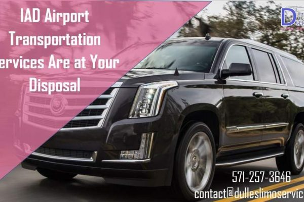 IAD Airport Limo Service