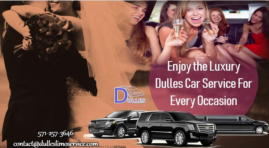 Enjoy the Luxury Dulles Car Service For Every Occasion