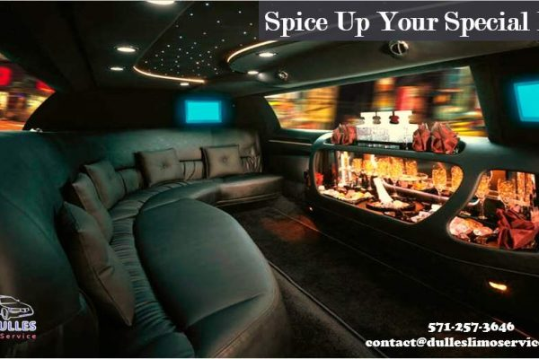 Spice Up Your Special Day with Dulles Limousine Services