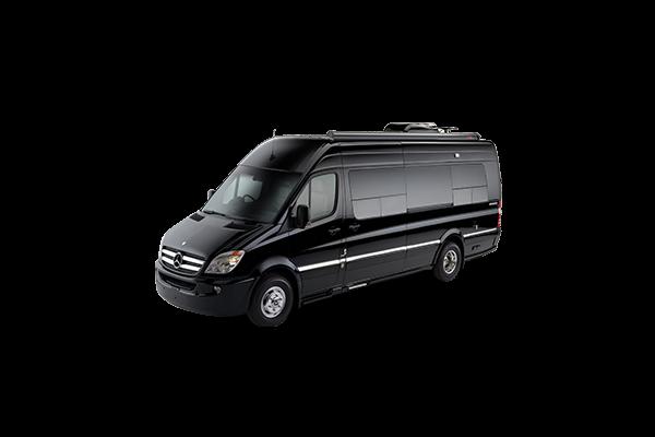 Mercedes Van – 11 to 14 Seats