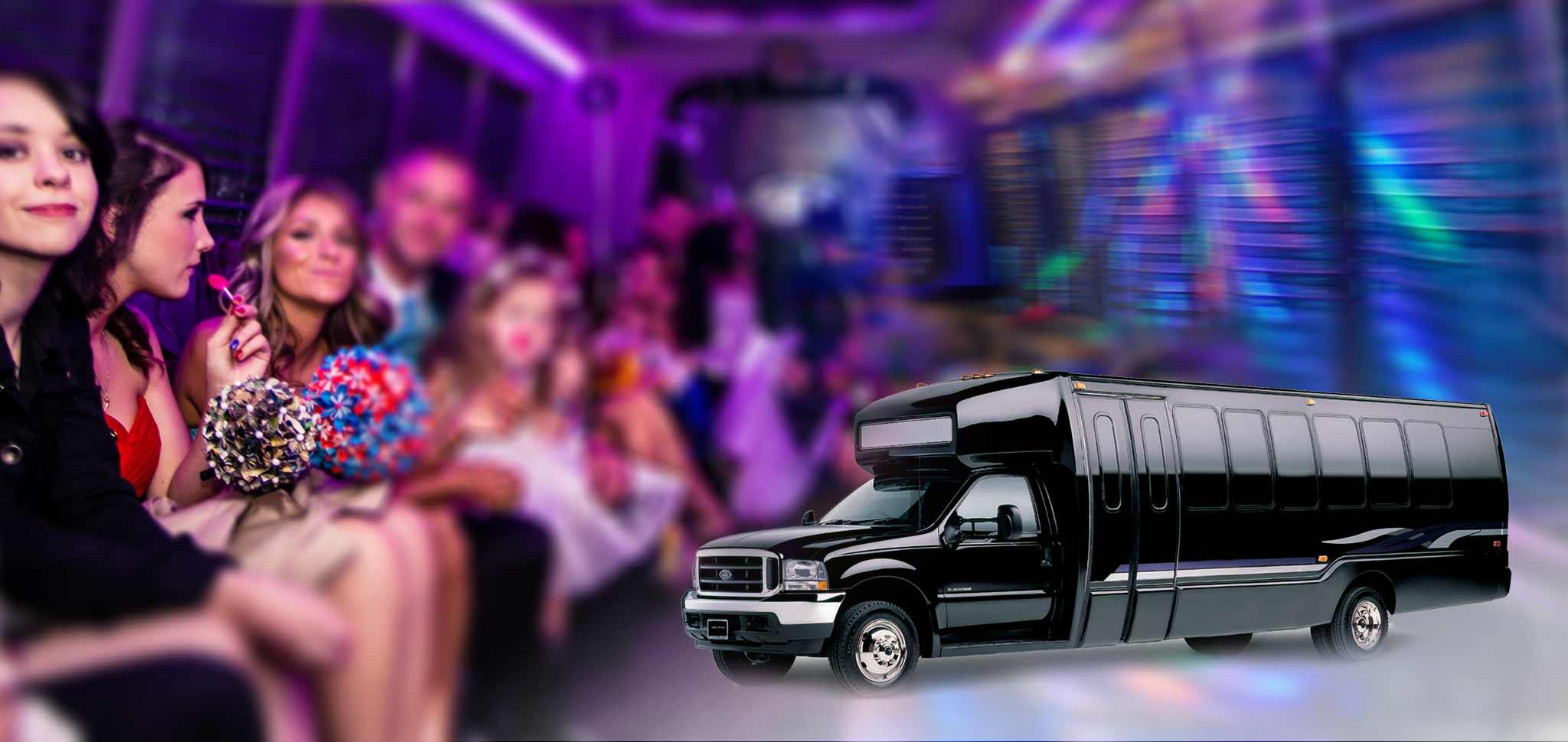 Dulles Party Bus