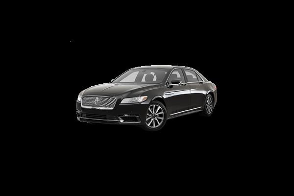 Lincoln Continental – 3 Seats
