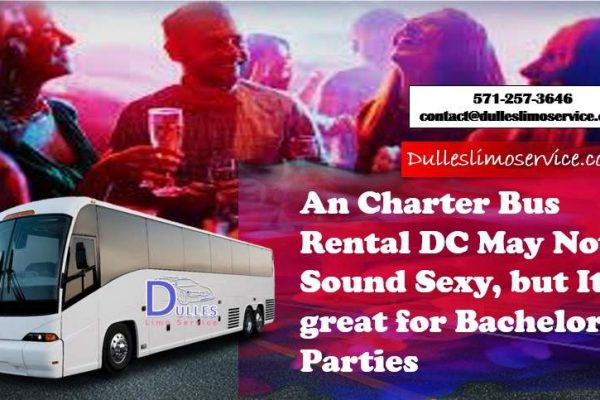 Charter Bus Rental DC
