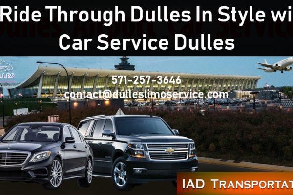 Car Service Dulles