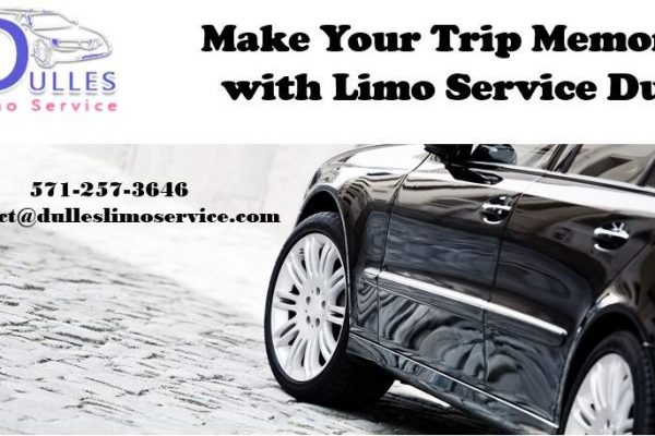 Limo Service Dulles